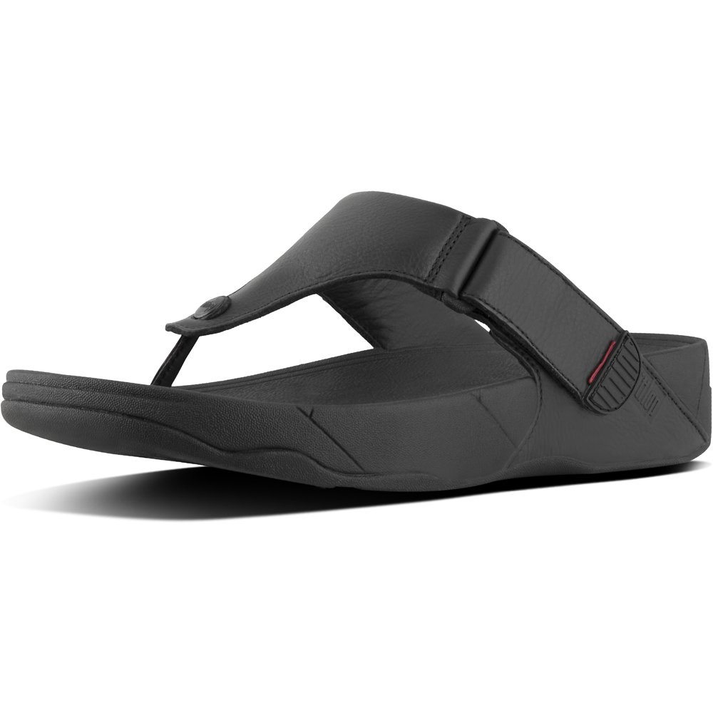 Image of FitFlop Australia ALL BLACK MEN'S TRAKK™ II ALL BLACK