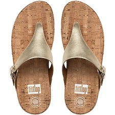 Image of FitFlop Australia PALE GOLD THE SKINNY™ (METALLIC) PALE GOLD