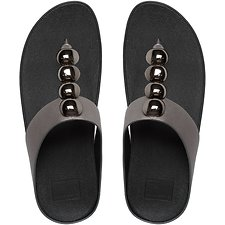 Image of FitFlop Australia PEWTER ROLA™ PEWTER