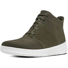 Picture of SPORTY-POP X HIGH-TOP SNEAKERS DARK OLIVE
