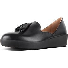 Picture of TASSEL SUPERSKATE™ D'ORSAY LOAF BLACK