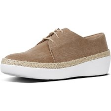 Picture of SUPERDERBY™ LU SHOES SHIMDENIM BEIGE