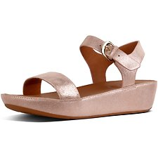 Picture of BON™ II SANDAL BRUSHED SUEDE APPLE BLOSSOM