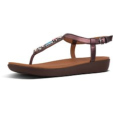 Picture of GALAXY JEWEL TIA SANDAL BERRY