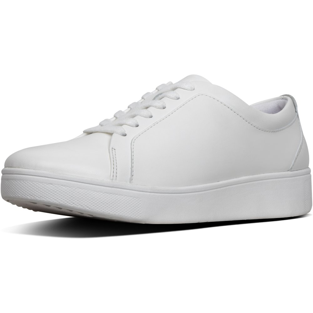 Image of FitFlop Australia URBAN WHITE RALLY™ SNEAKER URBAN WHITE