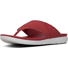 Image of FitFlop Australia PASSION RED AIRMESH™ TOE-THONGS PASSION RED